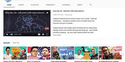 Nasehat Edo Zhell, YouTuber Kocak dengan 2,25 Juta Subscriber Tentang YouTube Perketat Iklan