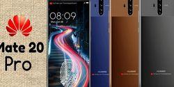 Tanggal Peluncuran Huawei Mate 20 dan Mate 20 Pro Diumumkan