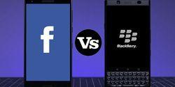 Facebook Tuduh BlackBerry Curi Teknologi Pesan Suara Miliknya