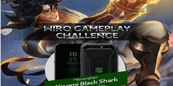 Game AOV Bikin 'Wiro Game Play' Challenge, Hadiahnya Xiaomi Black Shark
