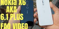 Spesifikasi dan Harga Nokia 6.1 Plus, Masa Lalu yang Sudah Move On.