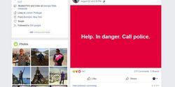 Postingan Facebook Selamatkan Dua Bule di Bali yang Luka Parah Akibat Jatuh dari Motor
