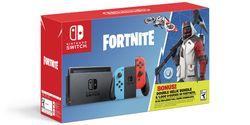 Nintendo Switch Sertakan Konten Fortnite Dalam Bundle Terbarunya
