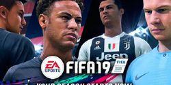 Jadi Orang Pertama yang Gunakan Game Keren FIFA 19, Siapakah Dia?