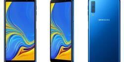 Samsung Kenalkan Hape Galaxy Terbaru dengan Fitur Triple Kamera