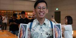 Tiga Seri Terbaru Apple Resmi Dijual, Antrian Tak Lagi Panjang