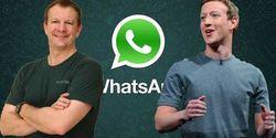 Brian Acton Buka Suara tentang Perselisihannya dengan Mark Zukerberg