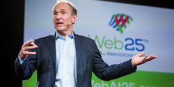 Pionir Web Tim Berners-Lee Membuat Apps Untuk Amankan Data Di Internet