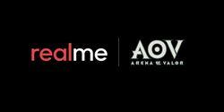 Smartphone Realme dan AOV Siap Jadi 'Senjata Baru' Gamers di Indonesia