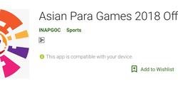 Asian Para Games 2018, Serba-serbinya Bisa Disimak Lewat Aplikasi Ini