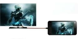 Ini Cara Menyambungkan Hape Ke TV Hanya Dengan Menggunakan Kabel!