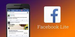 Facebook Lite yang Ringan dan Ringkas Rambah Negara Maju Lewat iOS