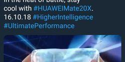 Huawei Bakal Luncurkan Mate 20X Hape Gaming Canggih, Nggak Lama Lagi!