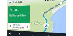 Desain Keren Google Maps di Android Auto, Terlihat Makin Canggih!