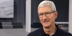 Penjualan iPhone Turun Akibat Perang Dagang, CEO Apple Kunjungi China