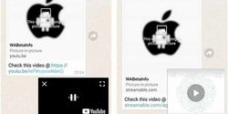 Fitur Baru WhatsApp, Bisa Nonton Video Youtube Tanpa Tutup Aplikasi