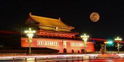 China Bakal Terangi Langit Malam Pakai Bulan Buatan