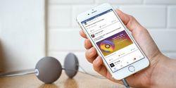 Facebook Tambahkan Fitur Berbagi Musik Ke Dalam Story Dan Profil Kamu