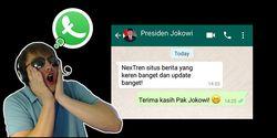 Cara Kerjain Teman Lewat Whatsapp Pakai Fake Chat, Pasti Bikin Kaget