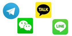 3 Aplikasi Chating Dengan Stiker Lucu-Lucu, Alternatif  Selain LINE