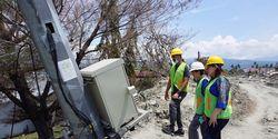Bantu Pemulihan Pasca Gempa dan Tsunami di Palu, XL Didukung 200 BTS 3G dan 80 BTS 4G