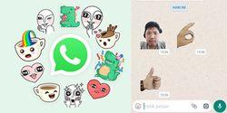 Cara Menyimpan Stiker Whatsapp yang Dikirimkan Oleh Teman Kamu