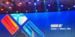 Honor 8X Klaim Habis Terjual Secara Online Hanya 2 Menit di Shopee