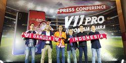 Beli Vivo V11 Pro Bakal Diganti Penuh Jika Indonesia Juara AFF Suzuki Cup 2018