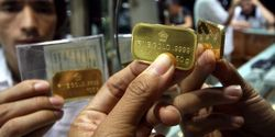 Pegadaian Sudah Jual 80 Kg Emas Lewat Aplikasi Yang Baru  Berumur  5 Bulan