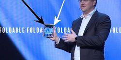 Bos Samsung Resmi Kenalkan Ponsel Lipat Miliknya, Kapan Rilis?