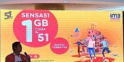 Ada Paket Data 1GB Indosat Seharga Rp 51, Cuma Sampai Rabu Ini