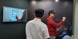Ujicoba 5G Indosat dan Ericsson, Tunjukkan Kecepatan Internet 10 Gbps dan 3D Augmented Reality
