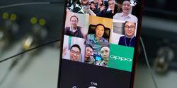 Ujicoba Grup Video Call Berbasis 5G di OPPO R15 Pro Berhasil