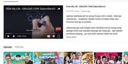 Nasehat Edo Zhell, YouTuber Kocak dengan 2,4 Juta Subscriber Tentang YouTube Perketat Iklan
