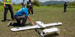 Drone Berhasil Kirim Vaksin Bayi Untuk Daerah Terpencil
