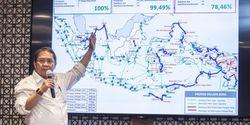 Palapa Ring Bikin Harga Paket Internet di Indonesia Bakal Sama
