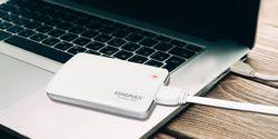 SSD Kingmax KE31, Mungil Cepat dan Bisa Dikantongi