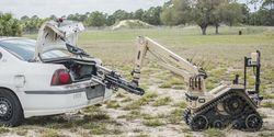 Militer Inggris Pakai Robot Canggih Penjinak Bom, Bisa Rasakan Kabel Tersembunyi