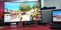 REVIEW Gaming Monitor Curved Viewsonic VX2758-C-mh, Asik Untuk Gaming