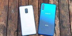 Samsung Galaxy A50 Siap Dirilis Pada 2019, Pakai Fingerprint di Layar?
