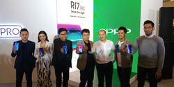 OPPO Indonesia Resmi Jual Hape Terbarunya, R17 Pro Di Indonesia