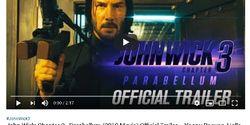 Trailer John Wick 3 di Youtube Bikin Heboh, Ditonton 13 Juta Kali Dalam 2 Hari