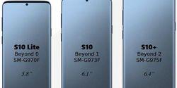 Bocoran Harga Tiga  Varian Flagship Terbaru Samsung S10, Mulai Rp 15 Juta
