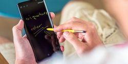 Samsung Patenkan Model S-Pen Stylus Terbaru yang Dilengkapi Kamera