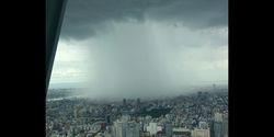 Tokyo Lakukan Uji Coba Sistem Deteksi Hujan Badai Dan Tornado