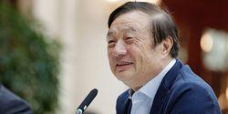 Amerika Boikot Huawei, Pendiri Tegaskan Hal Itu Akan Sia-Sia