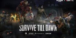 PUBG Mobile dan Resident Evil 2 Luncurkan Mode Permainan Zombie: Survive Till Dawn