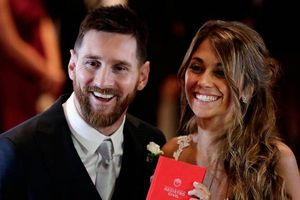 Bikin Pangling, Ini Foto Jadul Lionel Messi Semasa Jadi Teman Masa Kecil Istrinya