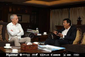 Lawan Indonesia, Hati-hati Timnas Myanmar Bawa Direktur Teknik Belgia