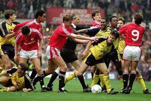 BOLA Hari Ini: Kericuhan Duel Sengit Manchester United versus Arsenal